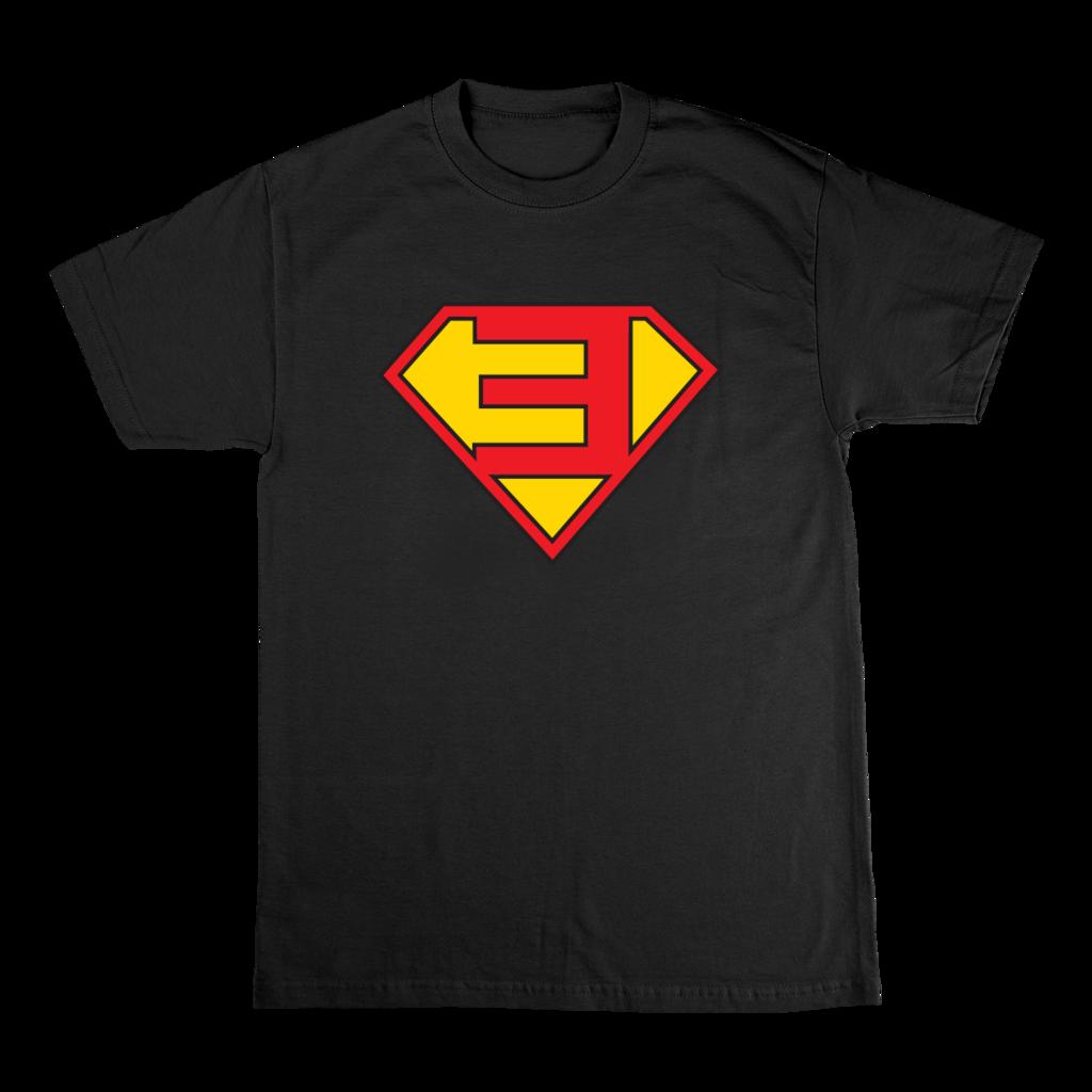 Super EShirt (Black) Official Eminem Online Store