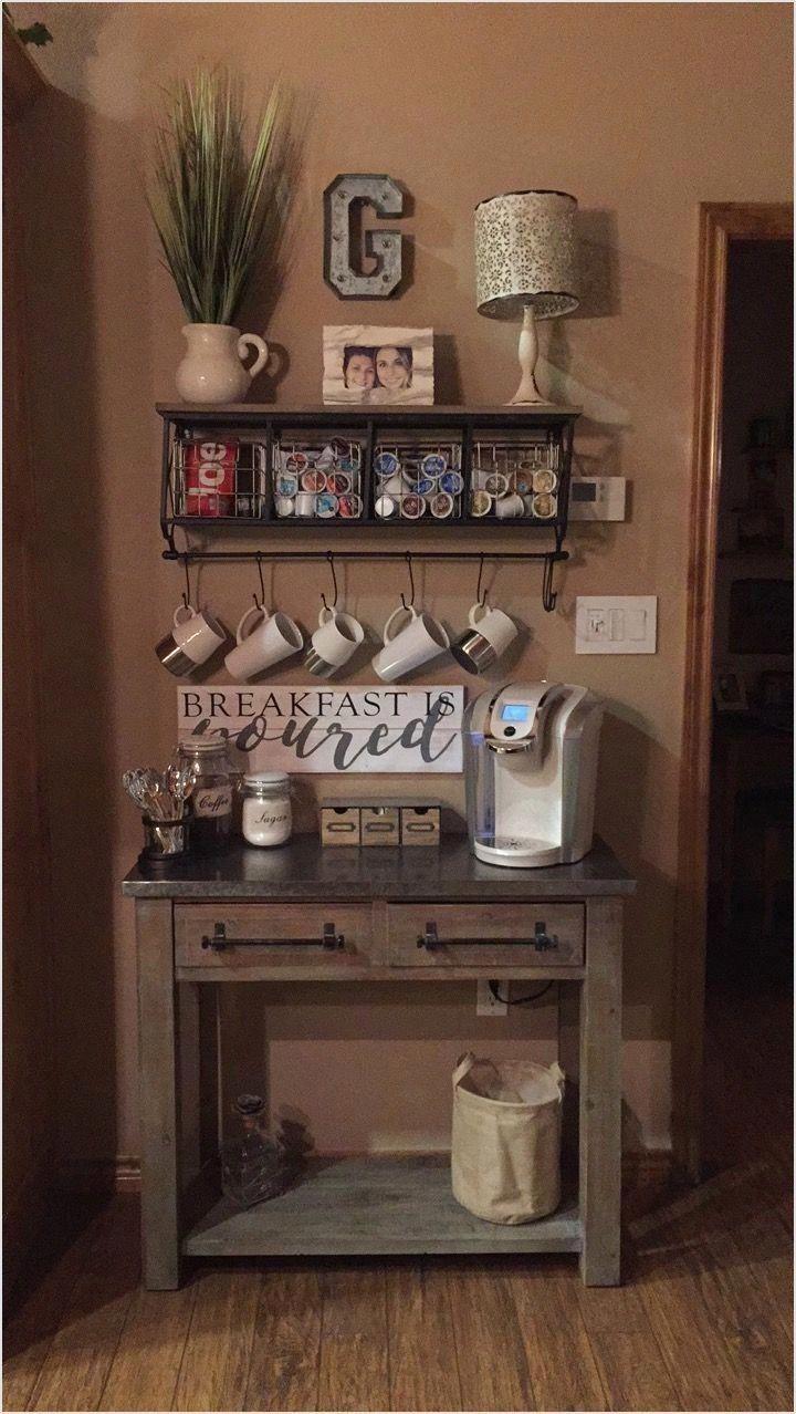40 perfect and cheap home coffee bar ideas 97