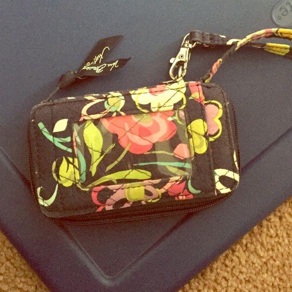 Vera Bradley wristlet Hold phone, ID, and money Vera Bradley Bags Clutches & Wristlets