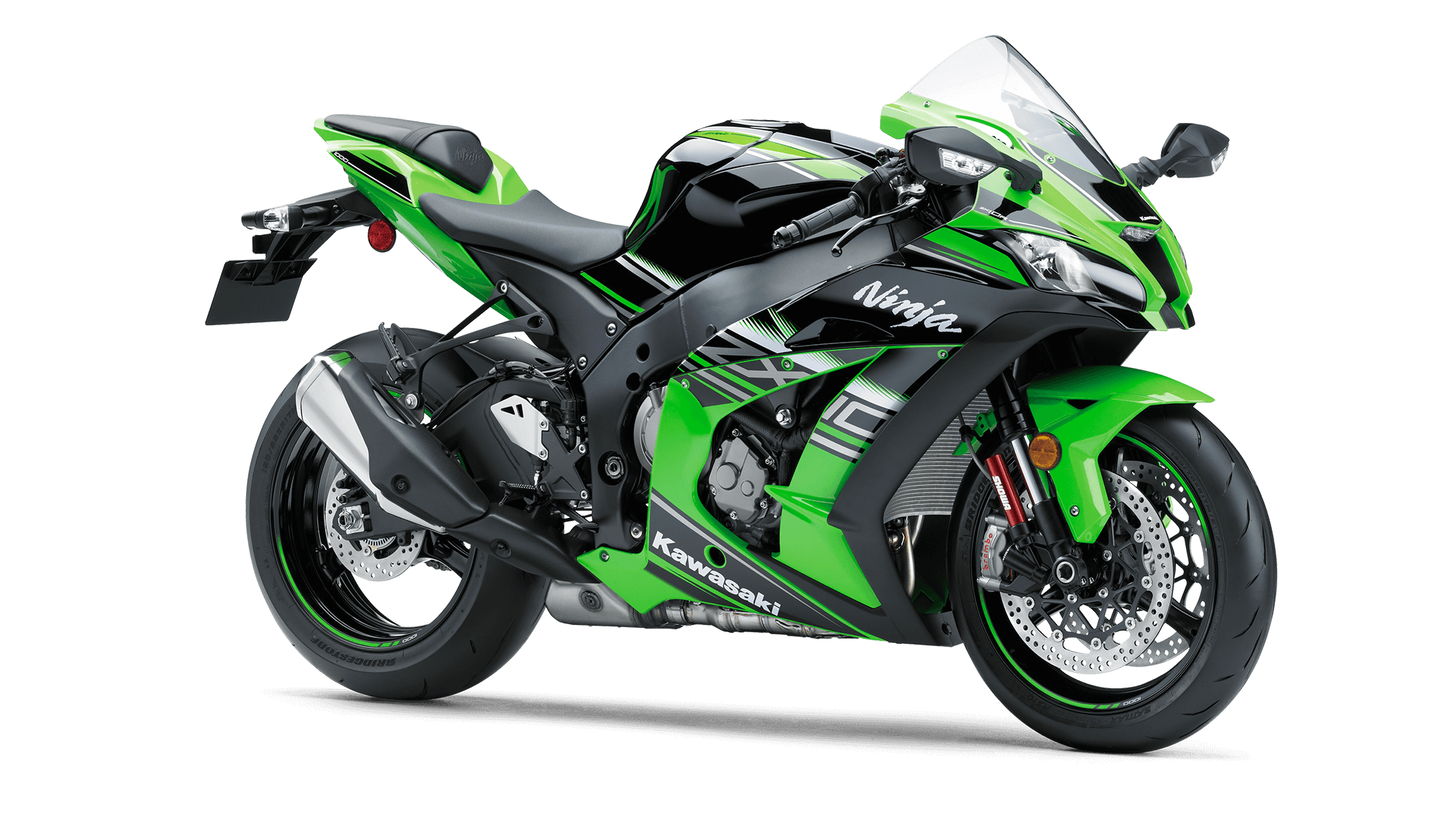 2016 ninja® zx™-10r abs krt edition supersport motorcycle