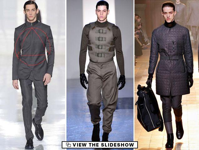 Now Trending Sci Fi Future Wear Fashion Shows Gq