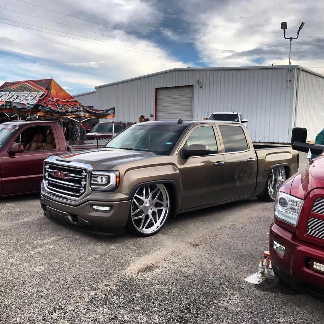 Gmc Sierra Crew Cab Staticsierra Trucks Instagram