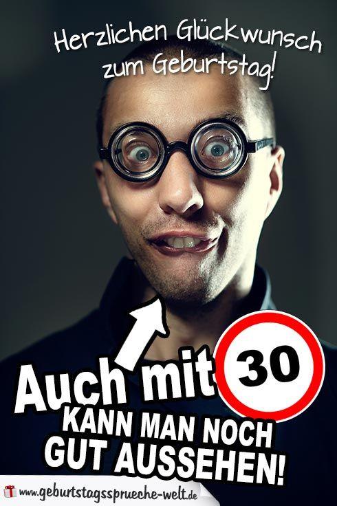 Pin von Heike Rieck auf Sprüche | Sprüche zum 30 ...