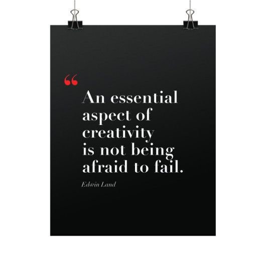 Essential Creativity Poster