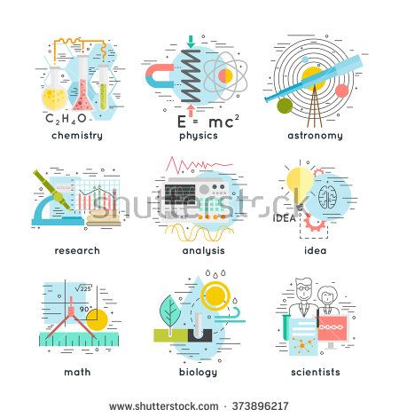 Science Chemistry Physics Astronomy Research Analysis Idea