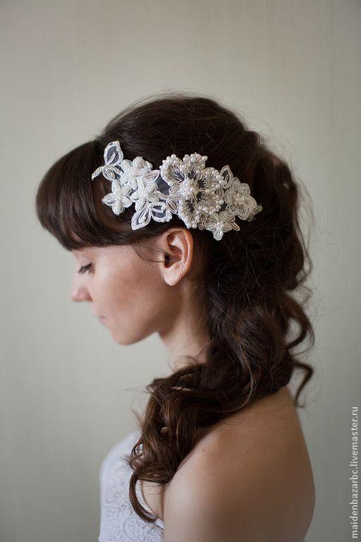 Купить украшения в волосы для невесты купить