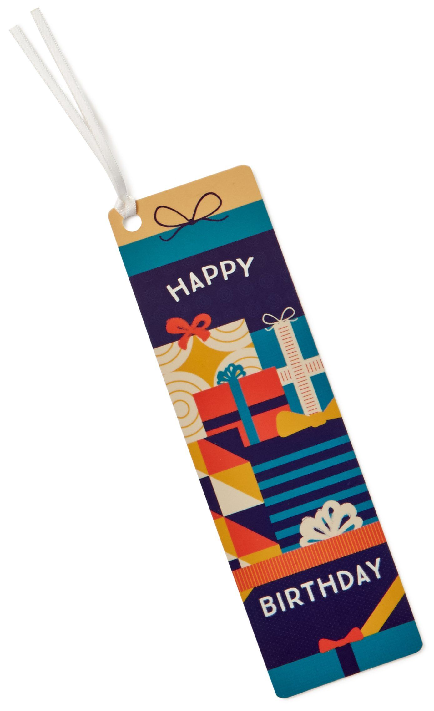 Amazon Birthday Bookmark Gift Card