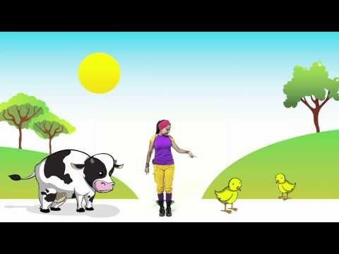 Queréis Ver Los Animales De La Granja De Mi Abuelo Conoce Los Animales Y Sus Sonidos De La Granja Con Este Animales De La Granja Canciones Infantiles Animales