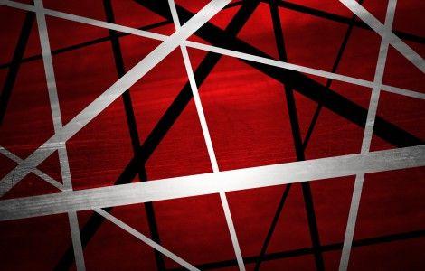 Van Halen Stripes Wallpaper