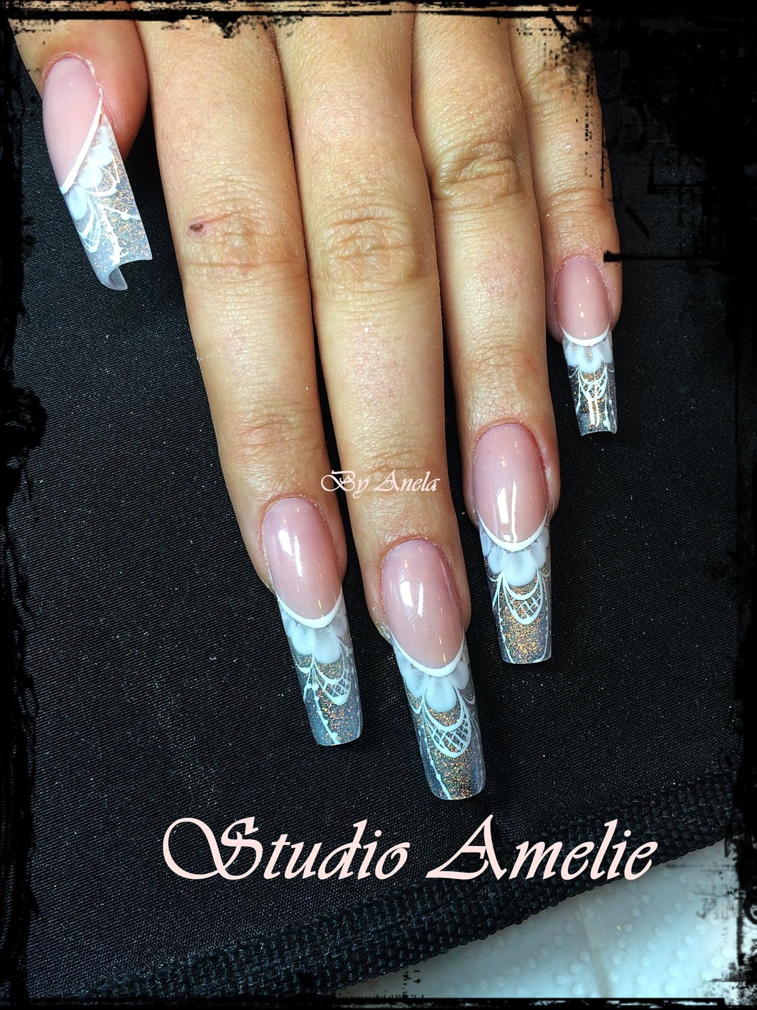 Daily Inspiration: The Reinvented FrenchManicure Daily Inspiration: The Reinvented FrenchManicure new photo