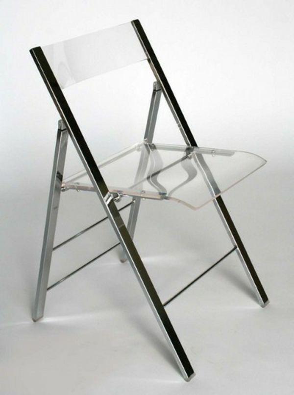étourdissant chaise pliante moderne
