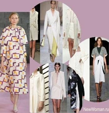 Модное женское пальто Весна 2016 - тенденции и фото ...