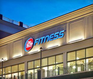 My Gym 24 Hour Fitness It S Not The Best But It S Cheap And They Have Heavy Things For Me To Lif No Equipment Workout 24 Hour Fitness 24 Hour Fitness Gyms