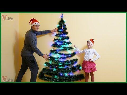 DIY Wall Christmas Tree, � Christmas Decor �