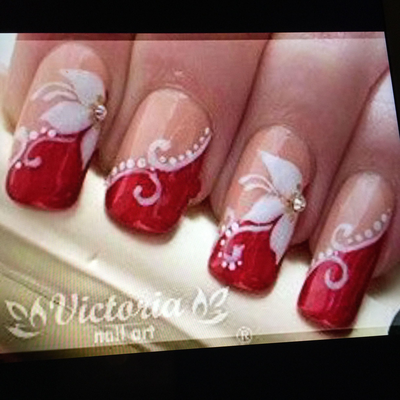 Pin von Kelly Hudson auf Nails | Pinterest