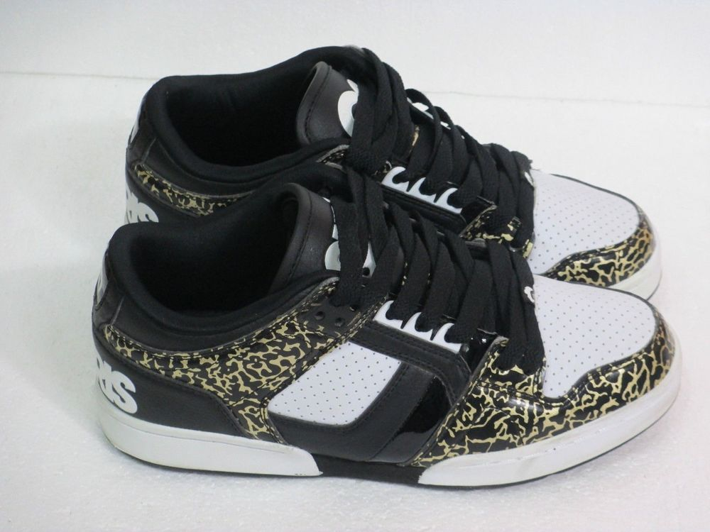 OSIRIS NYC 83 Low Top Leopard Skate Women Shoes Sz 10 in Box Free Shipping #Osiris #Skateboarding #ebay