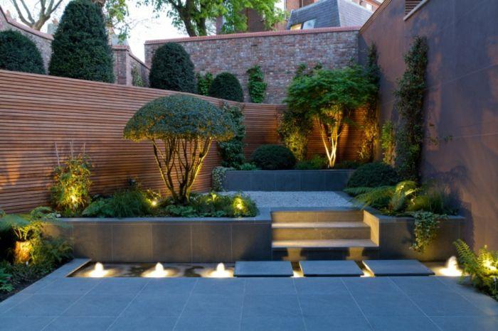 1001 conseils pratiques pour une d co de jardin zen fontaine zen petites fontaines et. Black Bedroom Furniture Sets. Home Design Ideas