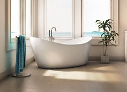 17 Best images about Cool Bathtubs for California on Pinterest | Soaking  tubs, Acrylics and Copper bathtub