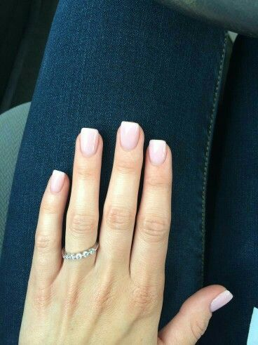 Follow @amyah08 for more | Nailed it | Pinterest | Nude nails ...