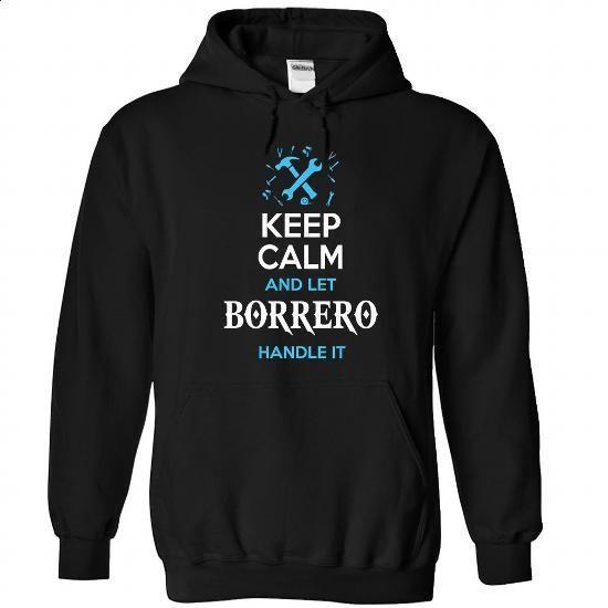 BORRERO-the-awesome - #denim shirts #designer hoodies. GET YOURS => https://www.sunfrog.com/LifeStyle/BORRERO-the-awesome-Black-Hoodie.html?id=60505