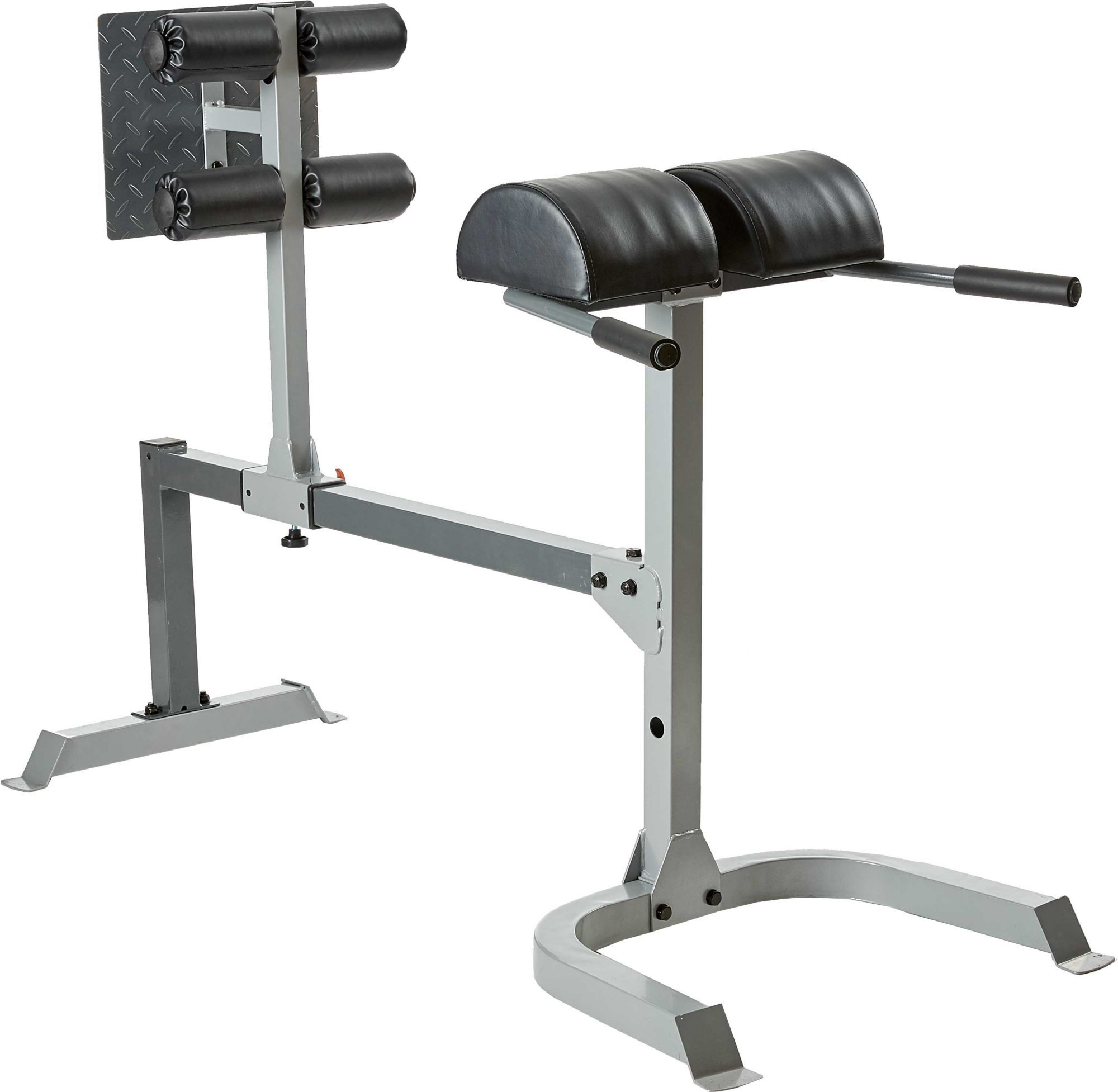 Fitness gear 2017 pro ghd weight bench silver workout