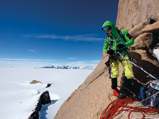 Leo Houlding - credit: Alastair Lee