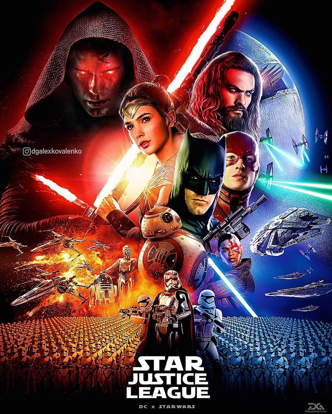 Polubienia 123 Komentarze 5 Alexander Kovalenko Dgalexkovalenko Na Instagramie Star Justice League We Continue To Coll Super Heroi Herois Fas