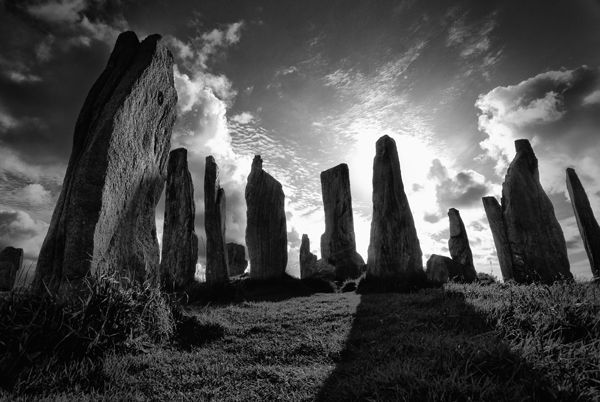 Image result for black and white scottish landscape photography