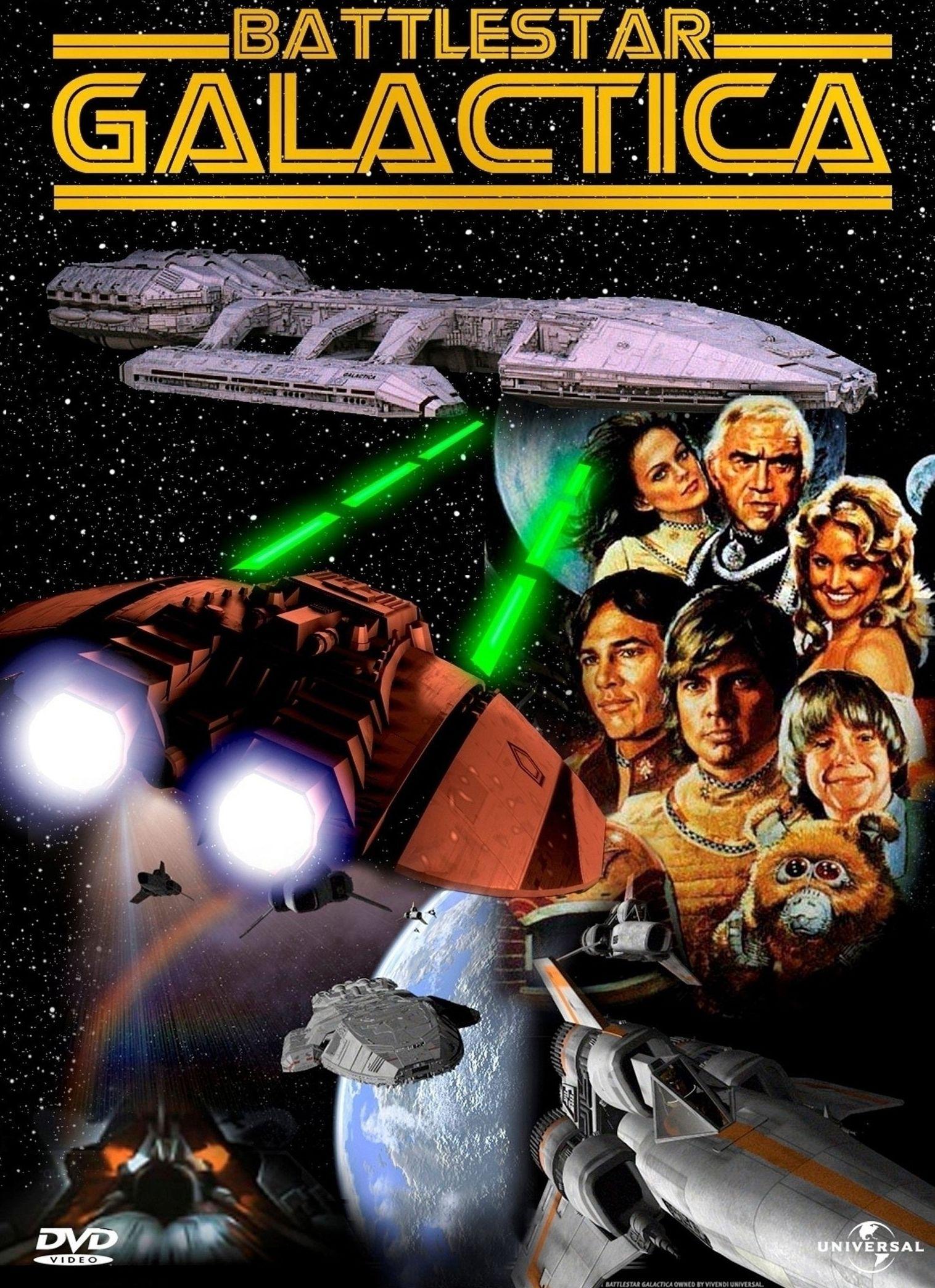 battlestar galactica film