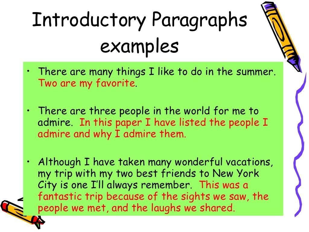 Methods For Writing Topic Sentences  Writing topics, Topic