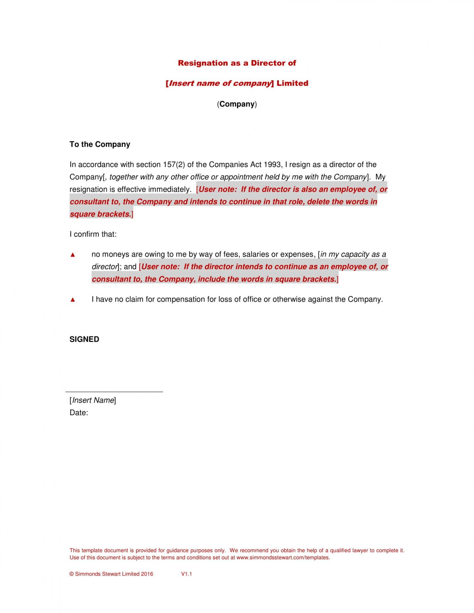 Browse Our Example Of Board Member Resignation Letter Template For Free Resignation Letter Sample Resignation Letter Resignation Letter Template