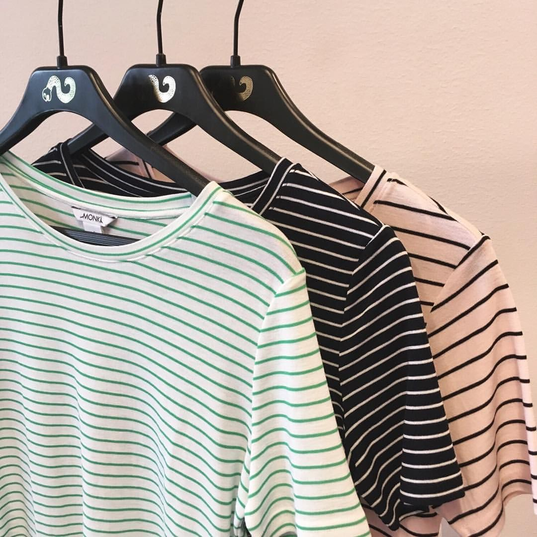 All of the stripes please. From @Monki