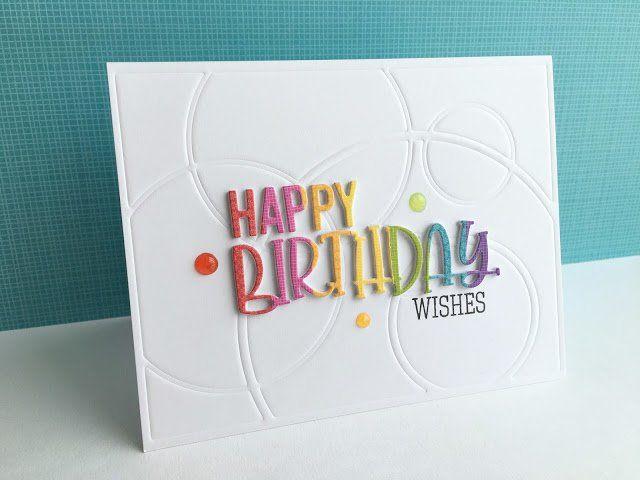 Birthday Card Inspiration Interframe Media