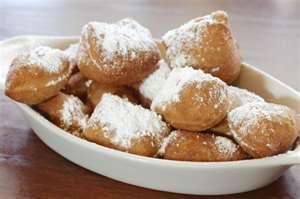 Zeppoles A Favorite Dessert In Brooklyn Zeppole Recipe Foodies Desserts Italian Fried Dough