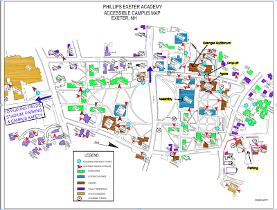 phillips exeter academy campus map Image Result For Phillips Exeter Academy Campus Campus Map phillips exeter academy campus map