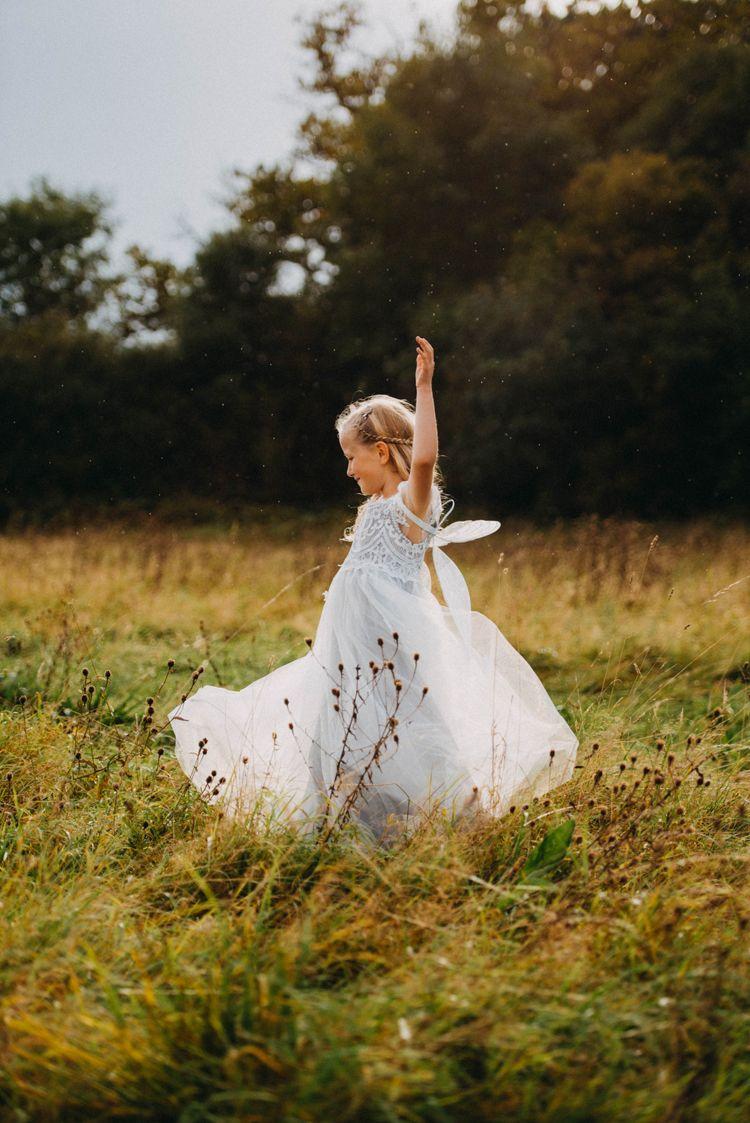 Magical woodland wedding at scraptoft hill farm yorkshire in