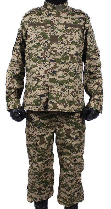 Russian federal security service camo ACU tactical Surpat uniform