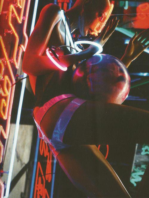 industrialbeat: 1187hunterwasser: Mannequin # of Animoid...