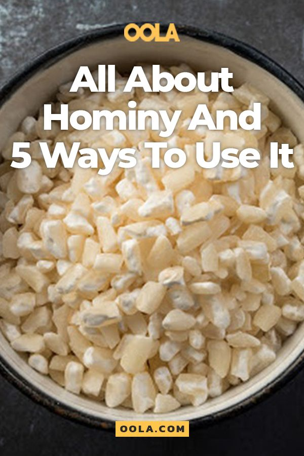 What Is Hominy? 5 Ways To Use This Grain #hominycasserole