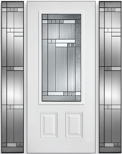 Bon Steel Front Door Glass Insert   Google Search | Bacang Gues House |  Pinterest | Door Glass Inserts, Front Doors And Doors