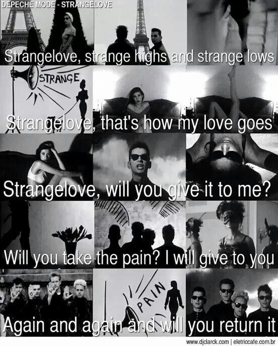 depeche mode strange