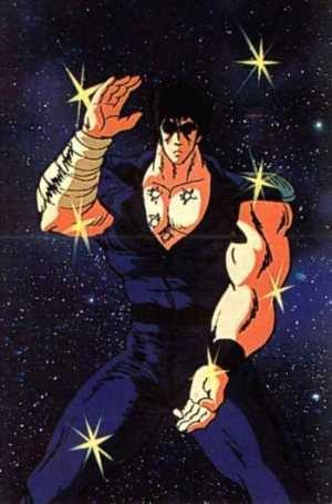 Ken il guerriero kenshiro cartoni animati fumetti manga e manga