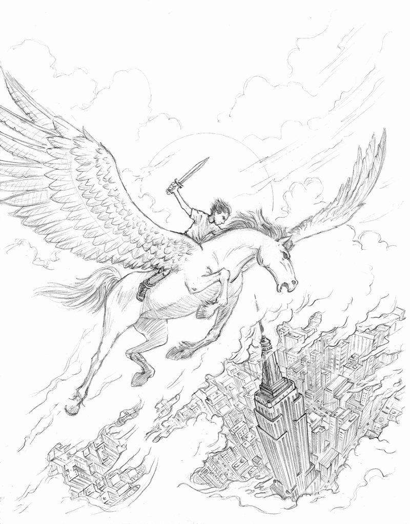 Percy Jackson Coloring Book Inspirational The Percy Jackson Colouring Book On Behance In 2020 Coloring Books Percy Jackson Coloring Pages