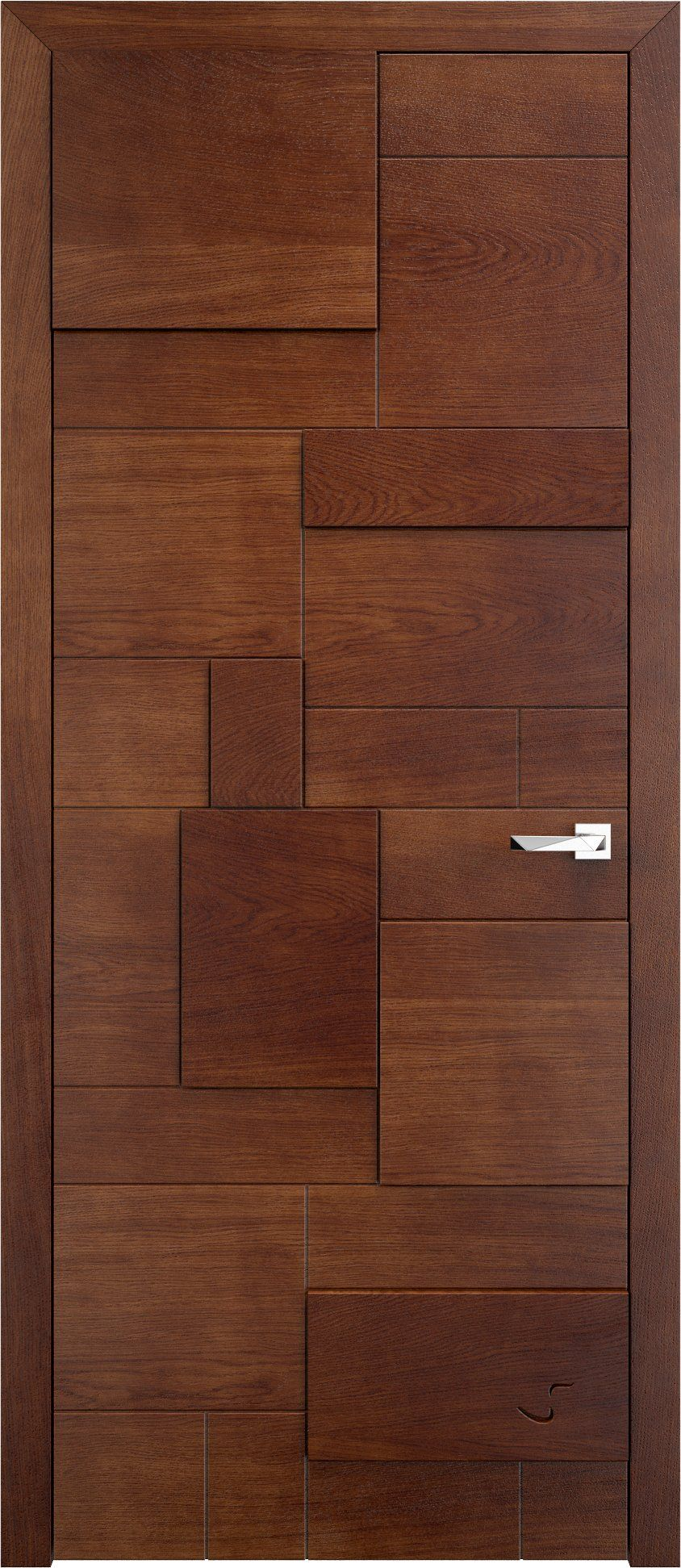 Dorian  Interior Barn Doors  Doors, Modern wood doors, Main door design