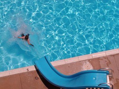 How To Paint Fibergl Pool Slides