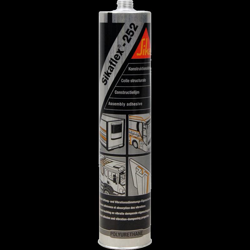 Sika 300ml White Sikaflex 252 Polyurethane Adhesive Polyurethane Adhesive Adhesive Polyurethane