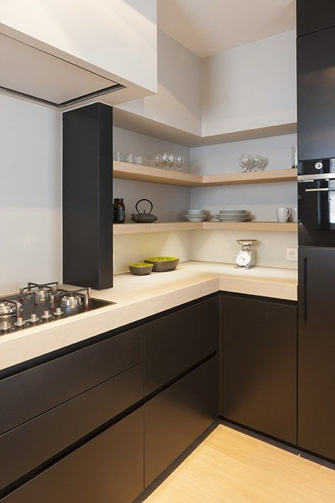 Villa Perinne, Knokke-Heist, 2012 - JUMA architects | Kitchen ...