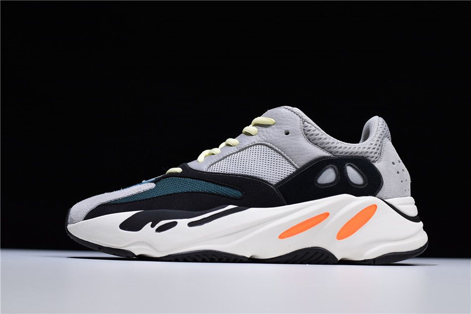 Adidas Yeezy Boost 700 Wave Runner Solid GreyChalk White Core Black For Sale