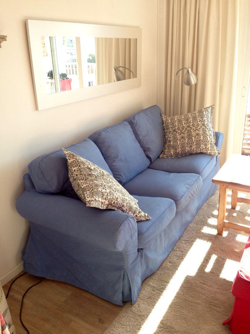 graues ektorp sofa von ikea ganz einfach in der waschmaschiene, Wohnzimmer dekoo
