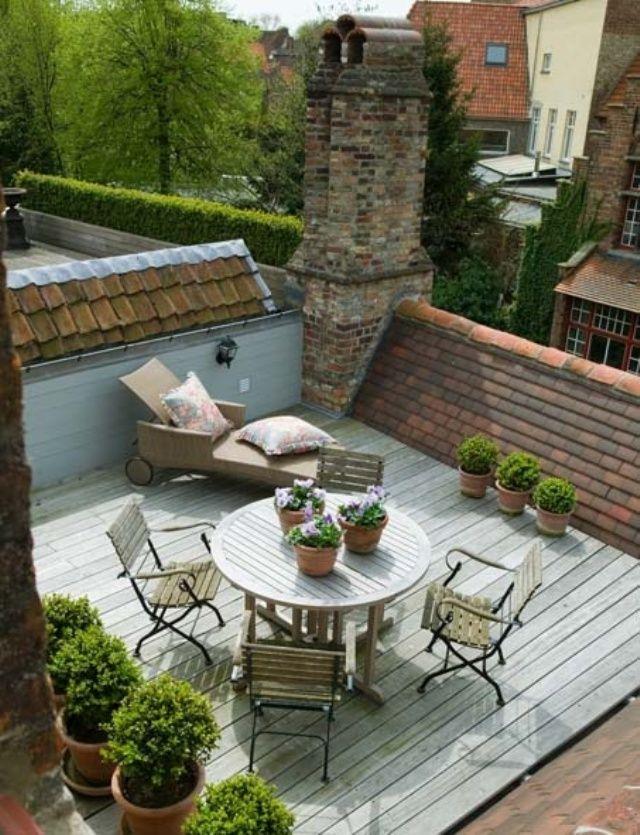 20 ideas para nuestra terrazas patios y azoteas
